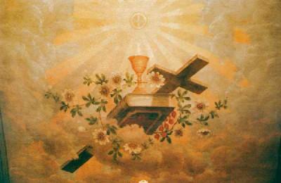 Gottesdienst in Lichtensee