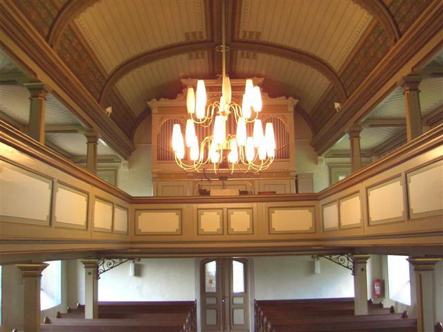 Gottesdienst in Gohlis