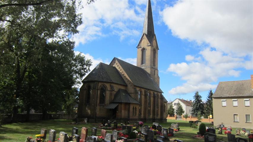 Kirche Kreinitz