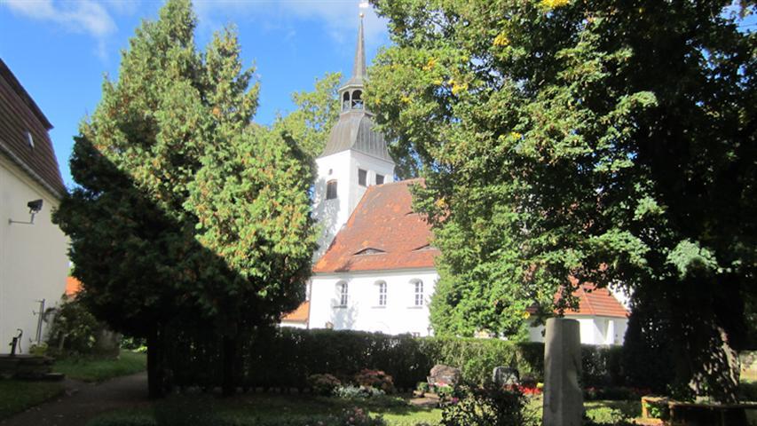 Kirche Lorenzkirch