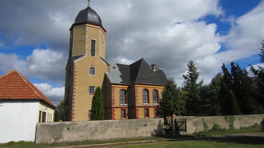 Kirche Lichtensee