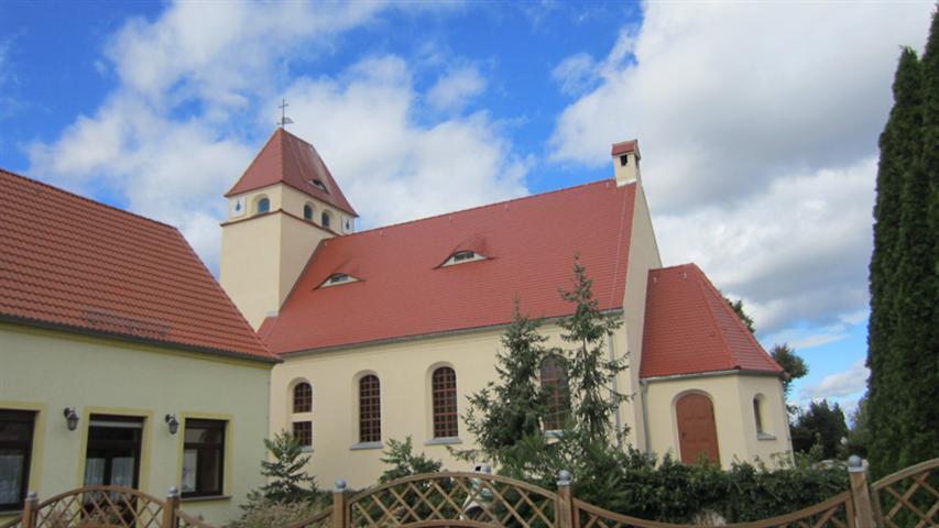Kirche Colmnitz