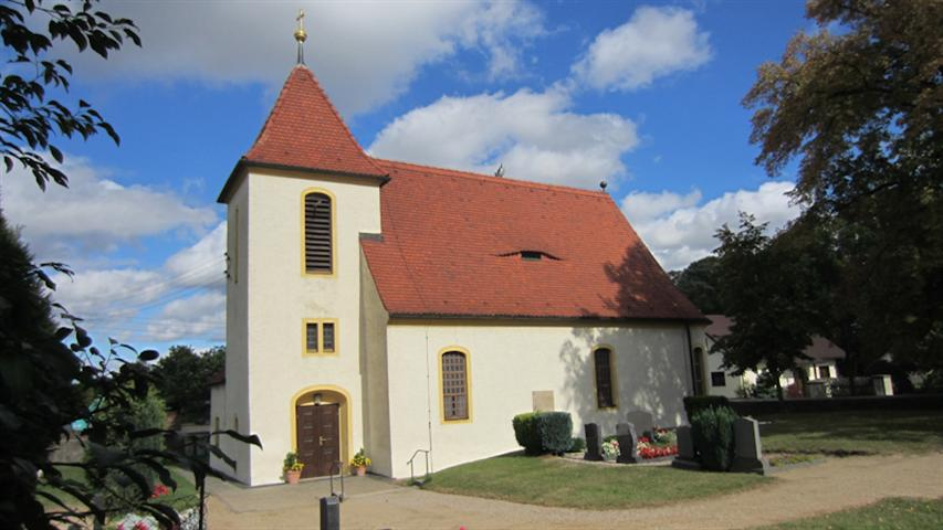 Kirche Zschaiten