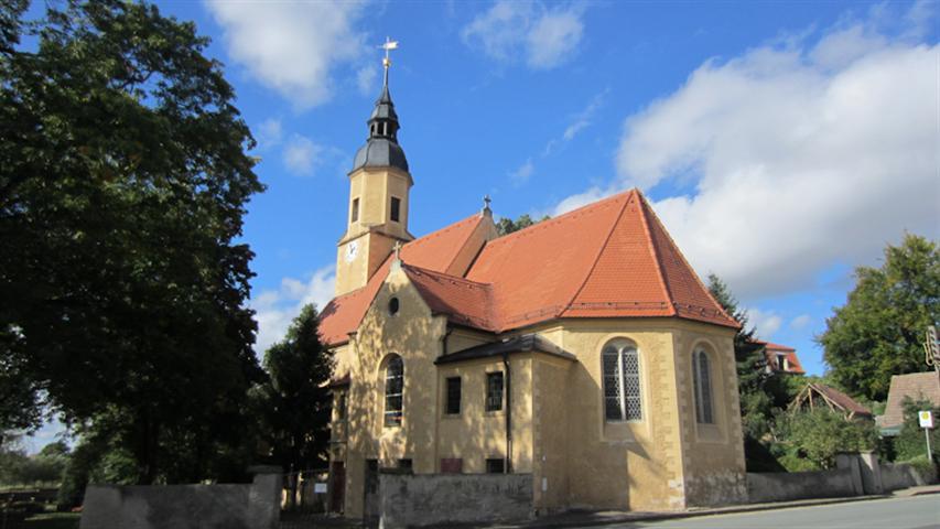 Kirche Glaubitz