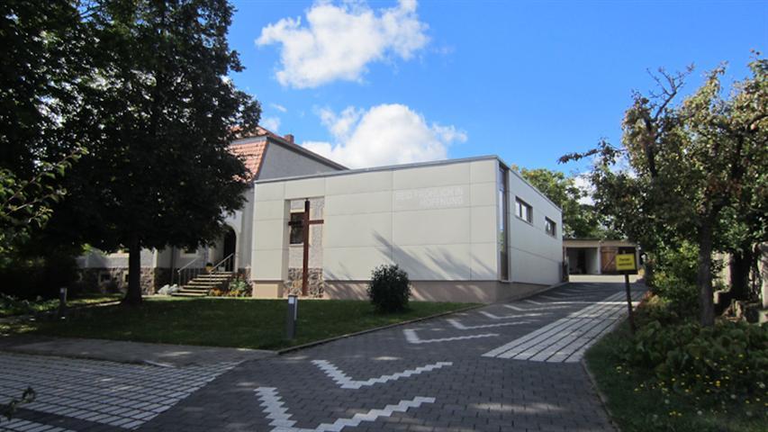 Gemeindehaus Glaubitz