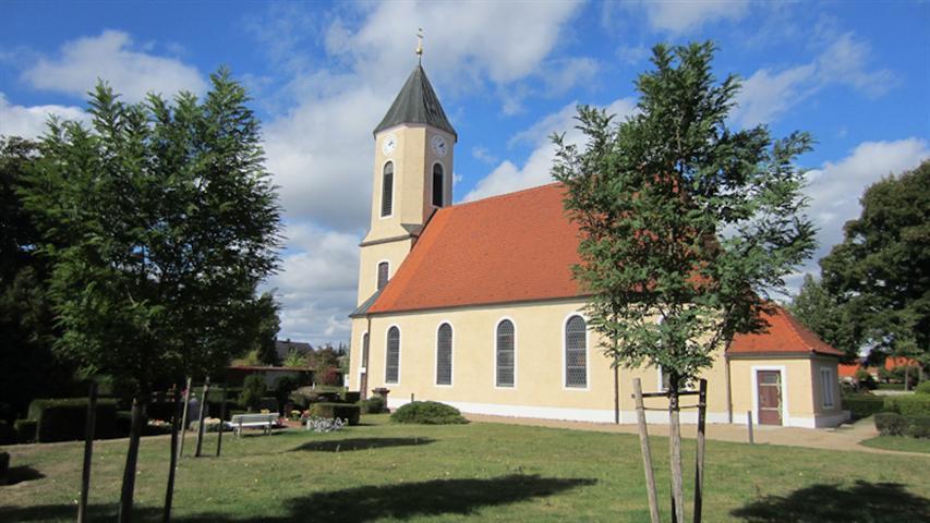 Kirche Röderau
