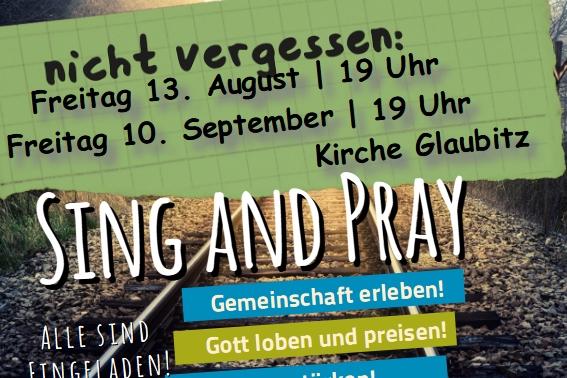 Lobpreisgottesdienst in Glaubitz