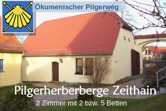Pilgerhaus in Zeithain