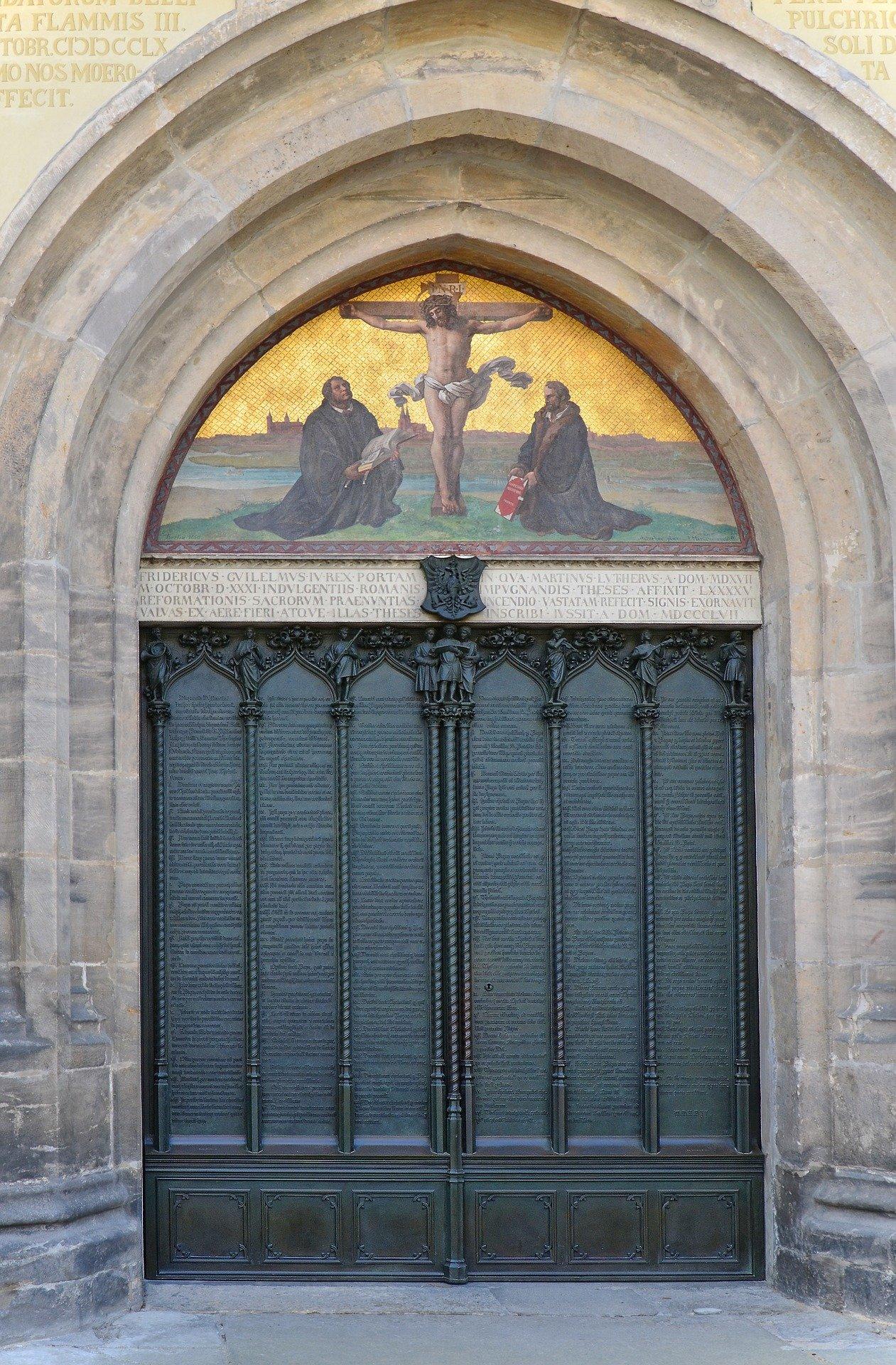 Tuer Wittenberg